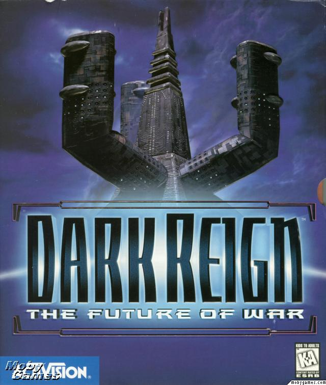 Play Dark Reign On Windows Vista 7 Or 8