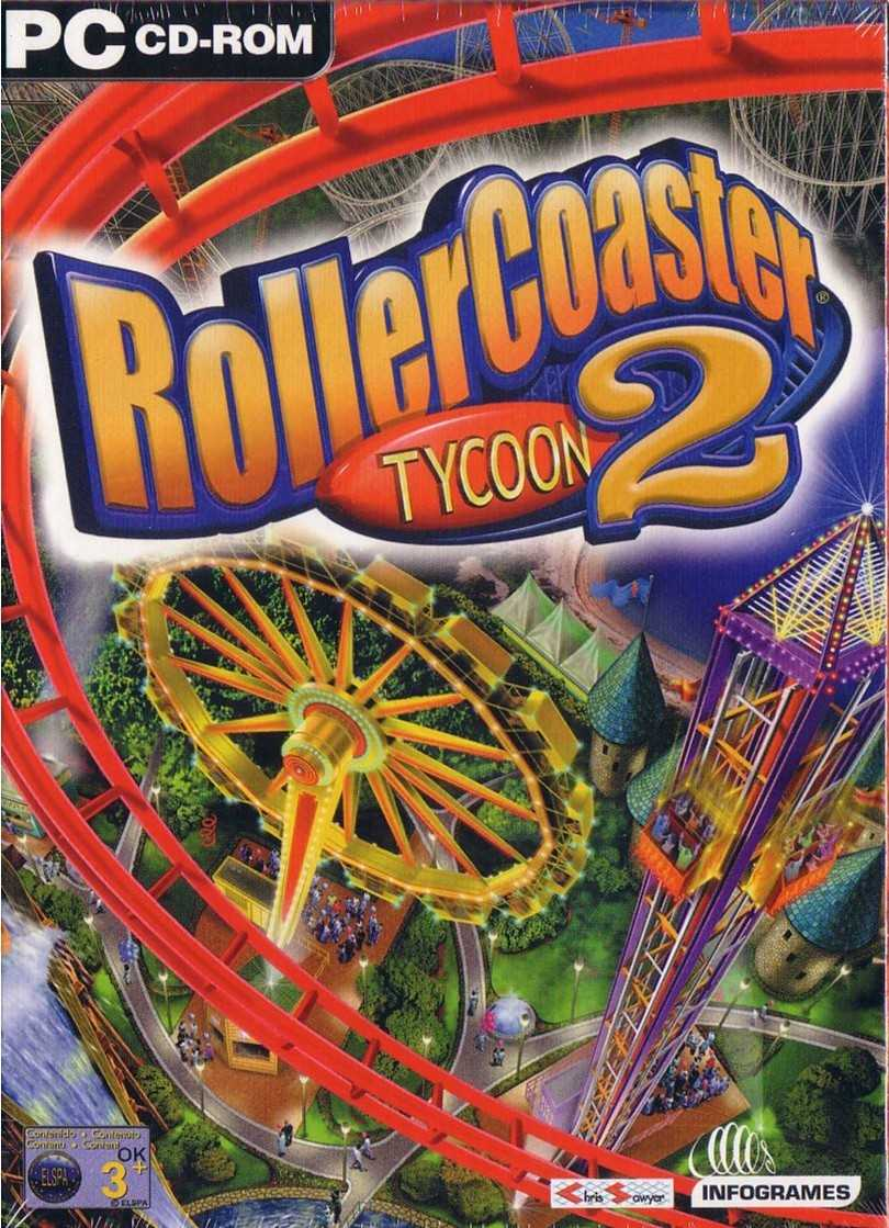 RollerCoaster Tycoon 2 Game Review - Download and Play Free Version