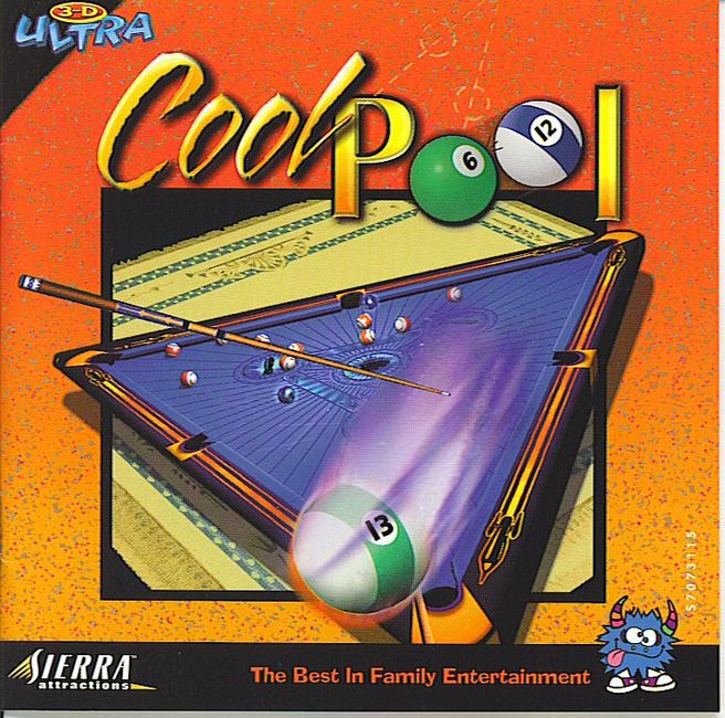 3d ultra cool pool play old pc games play old pc games - Cool pool covers ...